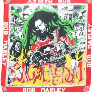 Bandana Rastaman Song Of Freedom