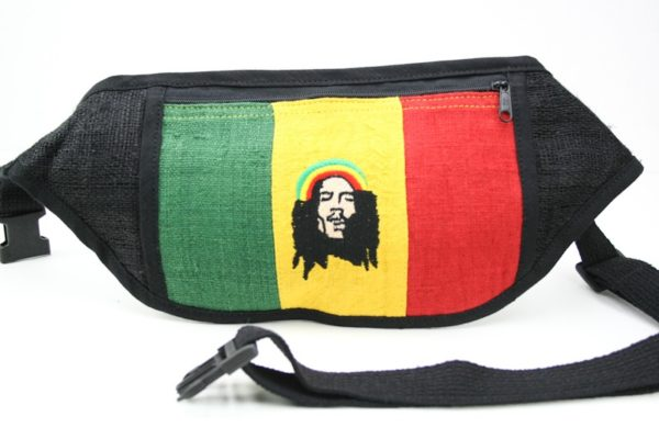 Bag Waist Super Flat Rastaman Easy To Hide