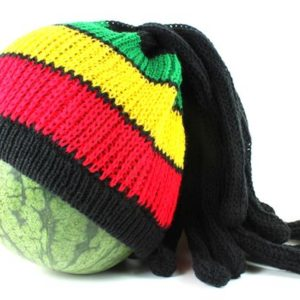 Beanie Fake Dreadlocks Rasta Costume