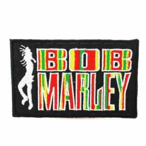 Patch Rastaman Rasta Colors Green Yellow Red