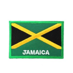 Patch Jamaica Flag
