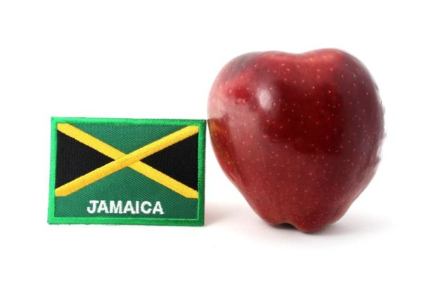 Patch Jamaica Flag