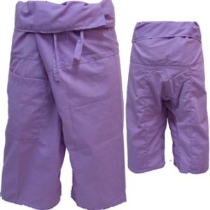 Trousers Thai Fisherman Pants Light Violet