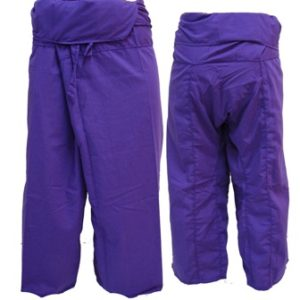 Trousers Thai Fisherman Pants Purple