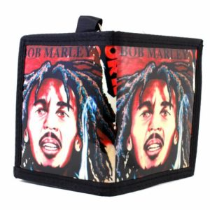 Wallet Vinyl Rastaman Red Picture