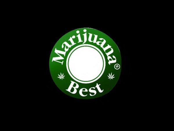Tee-shirt Best Marijuana Black