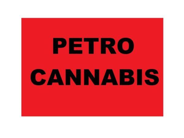 Cannabis Canada White Tee-shirt